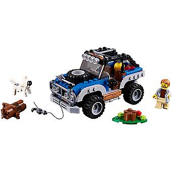 LEGO 31075 adventures in the wilderness