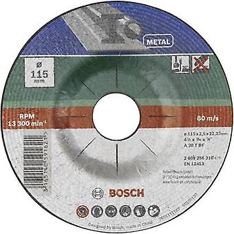 Disco da taglio (di off-set) 115 mm 22,23 mm/PC Bosch Accessori A 30 S BF 2609256310 1