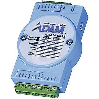 Moduł we/wy zrobić, DI Advantech ADAM-6066-D No. wejść: 6 x nr wyjścia: 6 x 12 Vdc, 24 Vdc