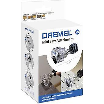 DREMEL® Circular saw attachment device 670 Dremel 26150670JA