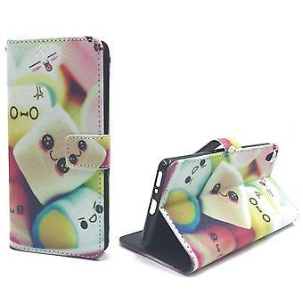 Mobile case bag for mobile phone Sony Xperia XA marshmallows