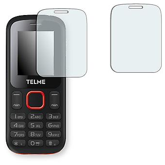 Emporia TELME T210 display protector - Golebo crystal clear protection film