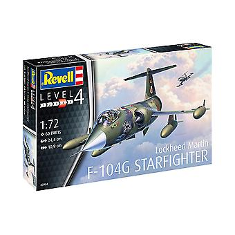 Revell 63904 F-104G Starfighter Model Set