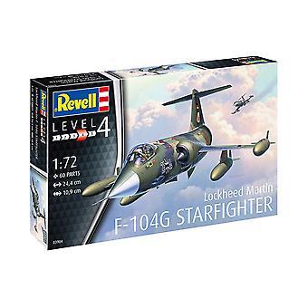 Revell 63904 F - 104G Starfighter modello impostato