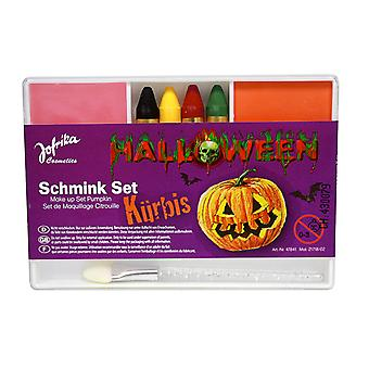 Makeup set pumpkin