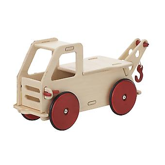 Moover aus Holz Baby Truck