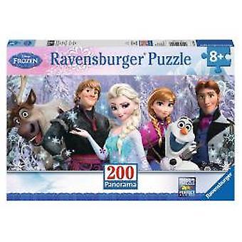 Ravensburger puzzel Frozen panorama 200p
