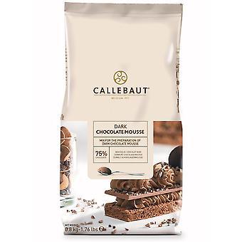 Callebaut dunkle Mousse au Chocolat Trockenmischung