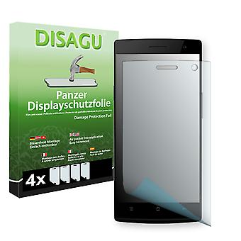 Oppo find 7 display - Disagu tank protector film protector