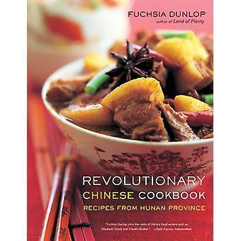 Revolusjonerende kinesiske kokeboken - oppskrifter fra Hunan provinsen Fuchsi