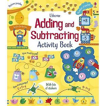 Adding and Subtracting by Rosie Hore - Luana Rinaldo - 9781409598657