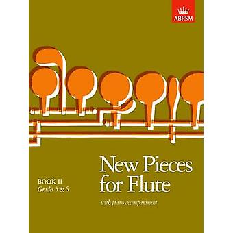 New Pieces for Flute - Book II - (Grades 5-6) by ABRSM - 9781854721440
