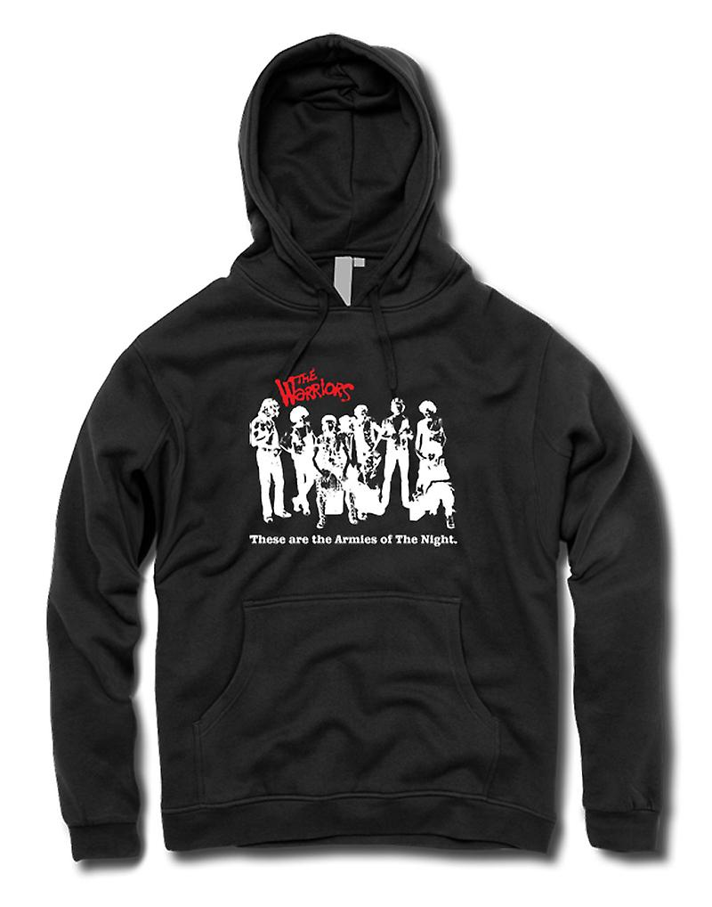 Mens Hoodie - Les guerriers - New York - Gangs