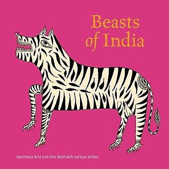 Beasts of India by Kanchana Arni - 9789383145584 Book