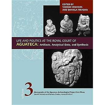 Life and Politics at the Royal Court of Aguateca - Artifacts - Analyti