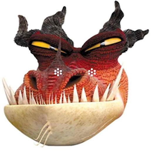 Monstrous Nightmare How To Train Your Dragon 2 Party Card Face Mask (single)