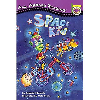 Space Kid (All Aboard Reading)
