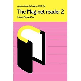 Mag.Net Reader 2 - tra carta e Pixel