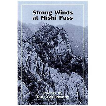 Strong Winds at Mishi Pass