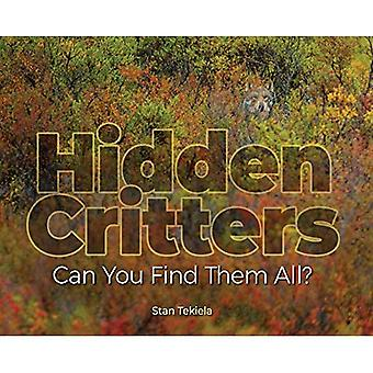 Hidden Critters: Can You Find Them All? (Wildlife Picture Books)