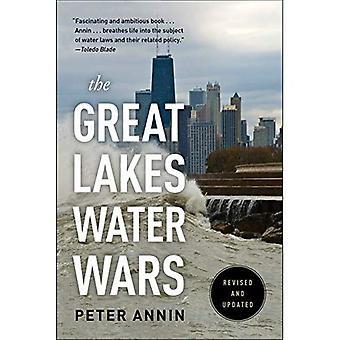 De stora sjöarna vatten krig