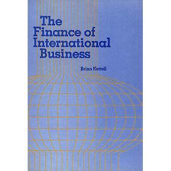 Finansiering af International Business. af Kettell & Brian