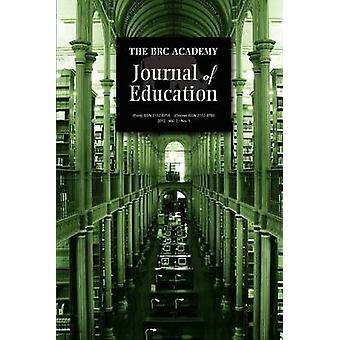 The Brc Academy Journal of Education by Western New York & Brc