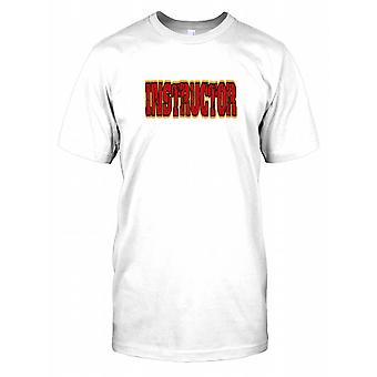Instructeur - Rock Hard T-shirt