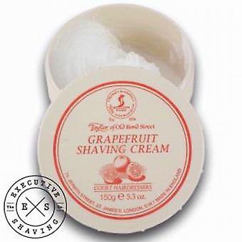 Taylor of Old Bond Street Grapefruit Shaving Cream (150g)