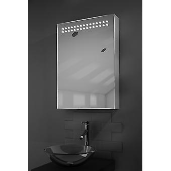 Audio Mirror Cabinet With Bluetooth, Shaver Socket & Sensor k263Aud