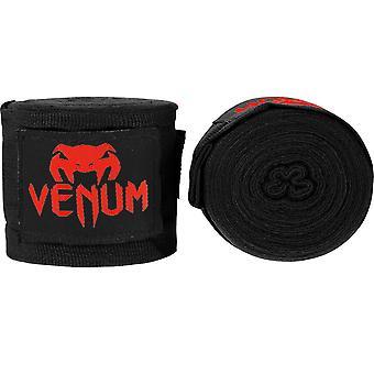 Venum Kontact Hand Wraps Black/Red