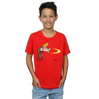 Garçons de Trinidad de Vincent Sonic Bravo T-Shirt