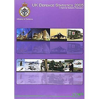 UK Defence Statistics - 2005 - 9780117730458 Book