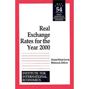 Real Exchange Rates for the Year 2000 by Simon Wren-Lewis - Rebecca L