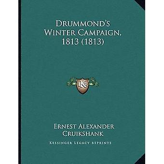Drummond's Winter Campaign - 1813 (1813) by Ernest Alexander Cruiksha