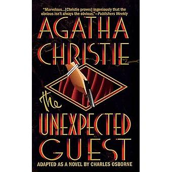 The Unexpected Guest by Agatha Christie - 9781250094315 Book