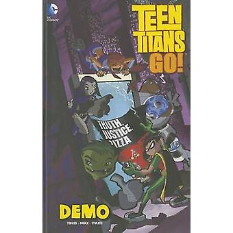 Demo by Todd Nauck - J Torres - 9781434247896 Book