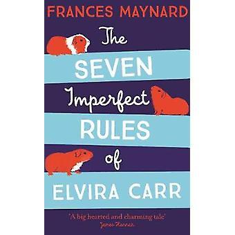 7 imperfektum spillereglene Elvira Carr av Frances Maynard - 9781509