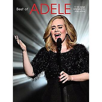 The Best of Adele (Easy Piano) - 9781785582257 Book