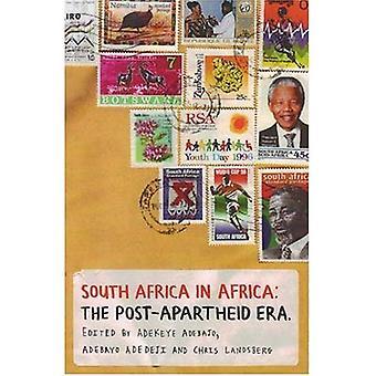 Afrique du Sud en Afrique: la décennie de l'après-apartheid
