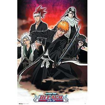 Poster - Studio B - Bleach - Bankiform 36x24