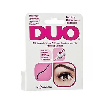 Duo Strip Eyelash Dark Drying Firm Hold Long Lasting Adhesive Glue 7g