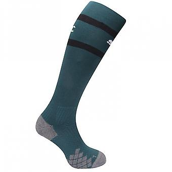 2019-2020 Newcastle Away Football Socks (Vert)