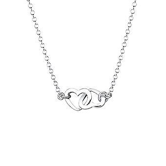 Elli Silber Damen Halskette 925 0110440713_45