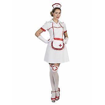Costume Nurse Nurse Nurse Ladies Sister Nurse Nurse Women's Costume