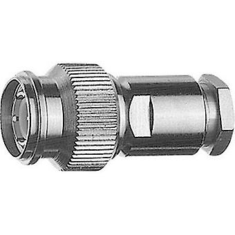 TNC connector Plug, straight 50 Ω Telegärtner J01010A2608
