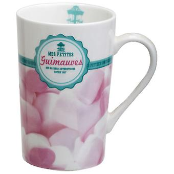 Cmp-Paris Mug H.12,3 D.8 Cm September 6 Cf1016