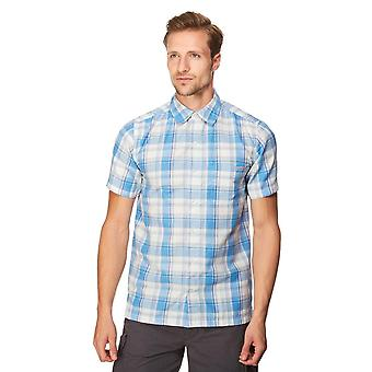 REGATTA Men's Brennen Short Sleeve Shirt
