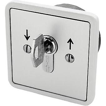 Door opener key switch Flush mount Kaiser Nienhaus 322200