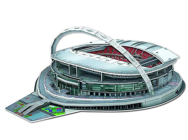 Paul Lamond Wembley replika 3D Stadium pussel 7-18 år